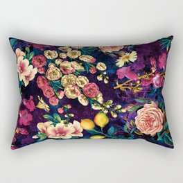 NIGHT FOREST XXII Rectangular Pillow