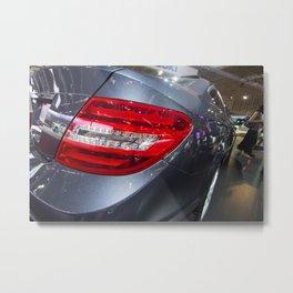 Mercedes-Benz C 180 Coupé Sport Metal Print