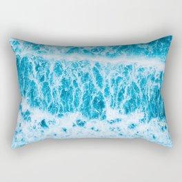 Ocean amour Rectangular Pillow