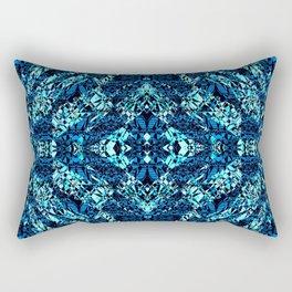 Organized Chaos Rectangular Pillow