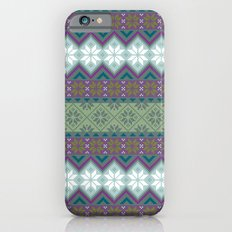 Pattern Norwegian Slim Case iPhone 6s