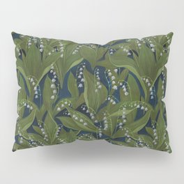 Lily of the Valley Field Pillow Sham