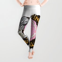 Lord of the Donut Rings Leggings