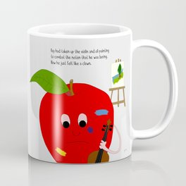 pleasing no one is easy. Coffee Mug