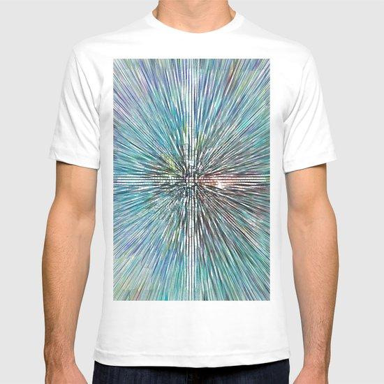 Digital Art Abstract T-shirt