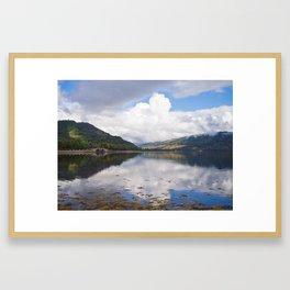Loch Fyne Framed Art Print