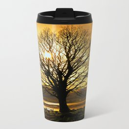 Tree of Fire Travel Mug