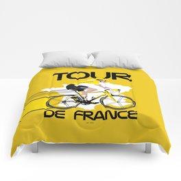 Tour De France Comforters