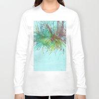flight Long Sleeve T-shirts featuring Flight by karleegerrand
