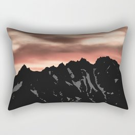 Cascade Morning Rectangular Pillow
