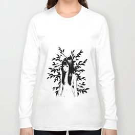 Morning dreamwalk Long Sleeve T-shirt