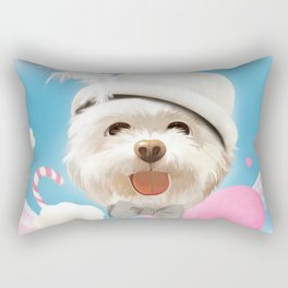 Your Smile Rectangular Pillow