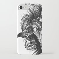 goat iPhone & iPod Cases featuring Goat by Alexander Kukinov