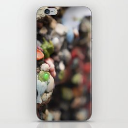 A Work of Art Bubblegum Alley iPhone Skin