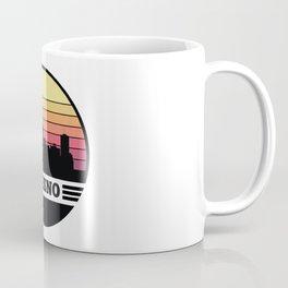 Fresno Skyline Coffee Mug