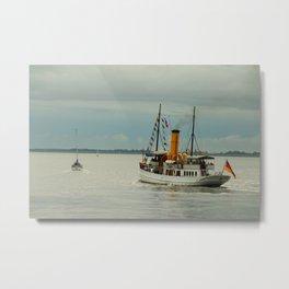 Steamboat Schaarhoern Metal Print