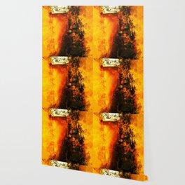 refreshing yeast wheat beer splatter watercolor Wallpaper