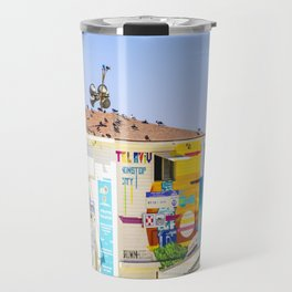 Tel Aviv NonStop City Travel Mug