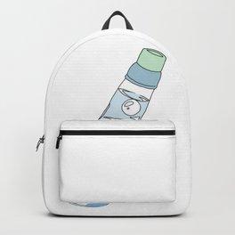 Kawaii Ramune Soda Drink Backpack