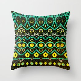 Force Bedazzled Throw Pillow