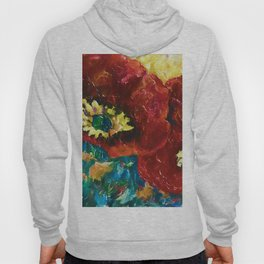 Three Poppies by Lena Owens @OLena Art #Society6 Hoody