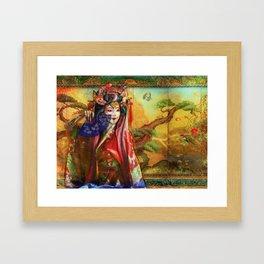 Suteki Framed Art Print