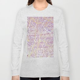Flight of Color - Lilac Long Sleeve T-shirt