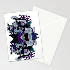 ILLUSTRATED DREAMS (CAN YOU SEE A BEAR? )3 Stationery Cards