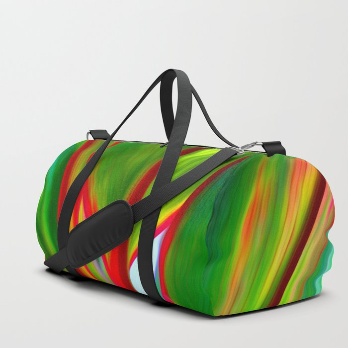 Ti Leaf Series #4 Duffle Bag