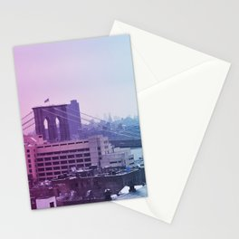 Spring in winter II Stationery Cards