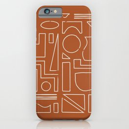 New Shapes iPhone Case