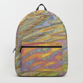 Eastern Pennsylvania (PA) Topo.luv Backpack