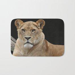 The lion 4 Bath Mat