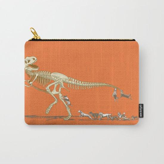 Run! T-rex! Run! Carry-All Pouch