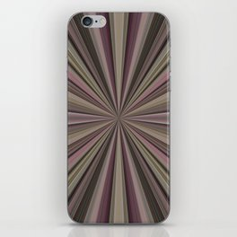 Candy Starburst iPhone Skin