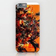 metal gear iPhone 6 Slim Case