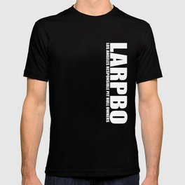 LARPBO Classic White T-shirt
