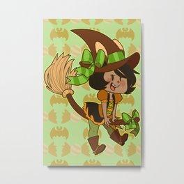 Witch Hunt Metal Print