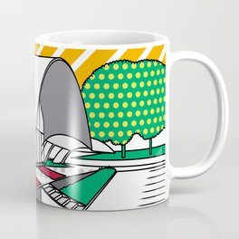 Pop Arq UCV Medicina tropical Coffee Mug