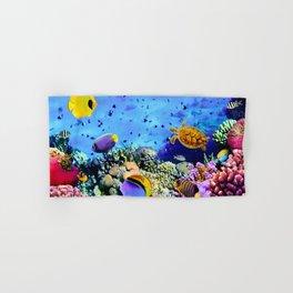 Under The Sea Hand & Bath Towel