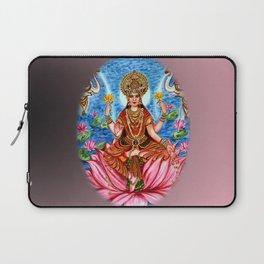 Goddess Lakshmi Laptop Sleeve