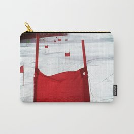 Racing Gates Carry-All Pouch