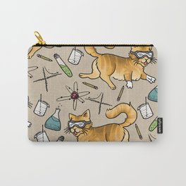 STEM Cats Carry-All Pouch