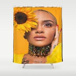 Kehlani 24 Shower Curtain