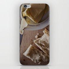 rustic om nom nom... iPhone & iPod Skin