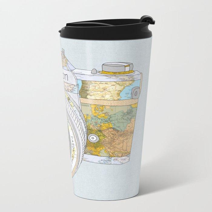 TRAVEL CAN0N Travel Mug