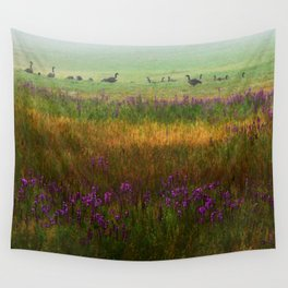 Hidden in the Mist Wall Tapestry
