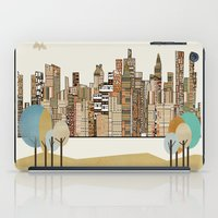 montreal iPad Cases featuring montreal by bri.buckley