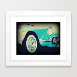 Vintage Excellence  Framed Art Print