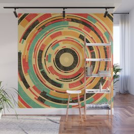 Space Odyssey Wall Mural